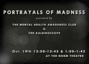 Portrayals of Madness